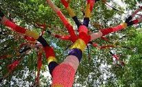 The knitting tree.