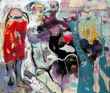 OLIVIA AND BENNY Artist: Renata Kacova-Slovakia