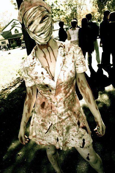 Silent Hill Nurse Instructable