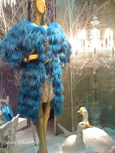 SO LOVE THE CHANDALIER LAMP.....this is the reason i repinned. Paris shop window