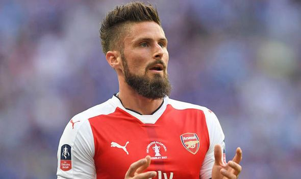 Everton and West Ham target Olivier Giroud: I could stay at Arsenal until 2020   via Arsenal FC - Latest news gossip and videos http://ift.tt/2uDykoq  Arsenal FC - Latest news gossip and videos IFTTT