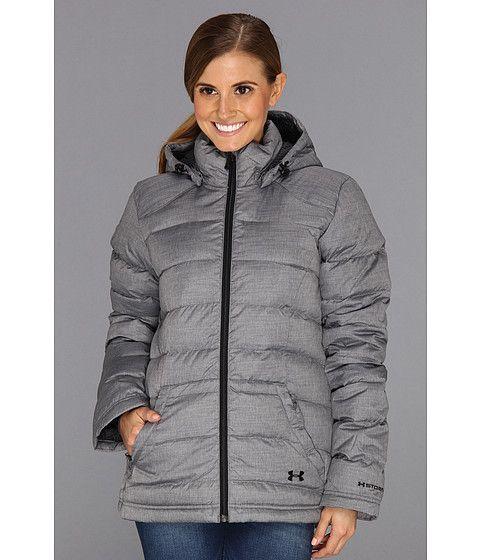 Under Armour UA Coldgear® Infrared Barrow Jacket Black/Black/Elemental - Zappos.com Free Shipping BOTH Ways