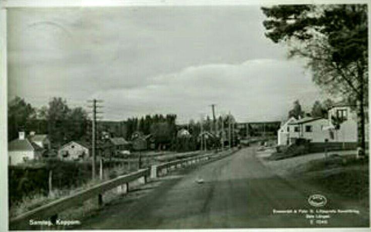 Koppom Järnskog Eda Värmland brukt 1947