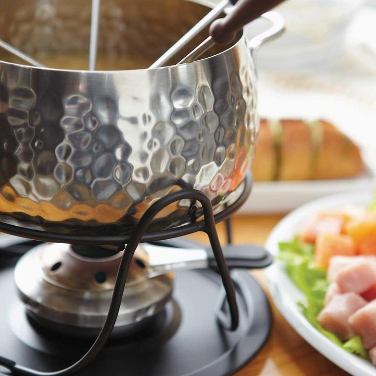 Coconut Milk Broth (for fish and seafood fondue)