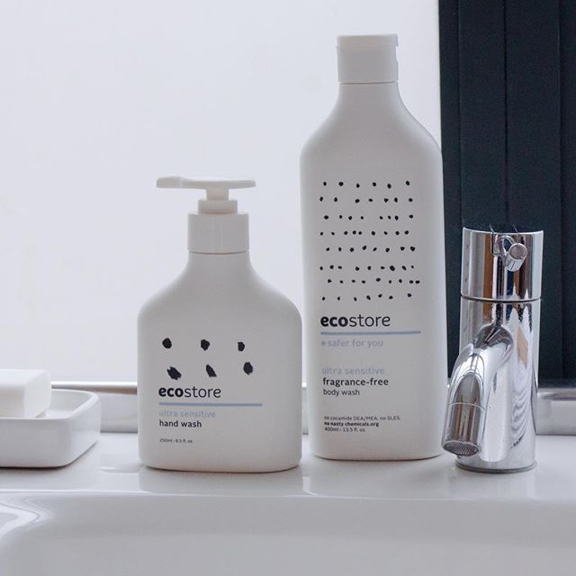 NZ Our ultra sensitive collection is ideal for those with allergies, because even essential oils and plant extracts can irritate delicate skin #skincare #gentle #eco