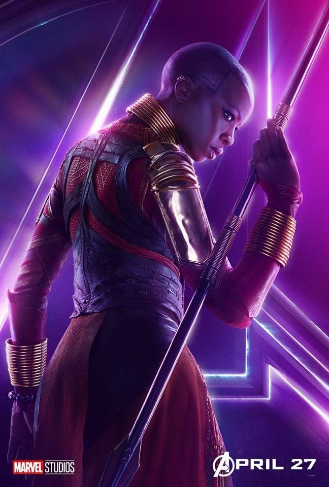 Avengers Infinity War Plakaty Bohaterowie Marvela