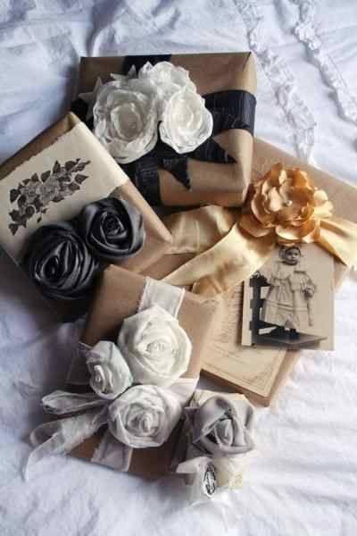 Embalagens lindas e personalizadas