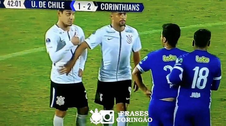 """4,875 curtidas, 123 comentários - Corinthians (@frasescoringao) no Instagram: """"Rodriguinho dando tchau pro jogador Chileno. HAHAHAHA 😂😂 mito! #VaiCorinthians"""""""