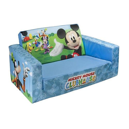 Mickey Mouse Clubhouse Flip Open Sofa Spin Master Toys