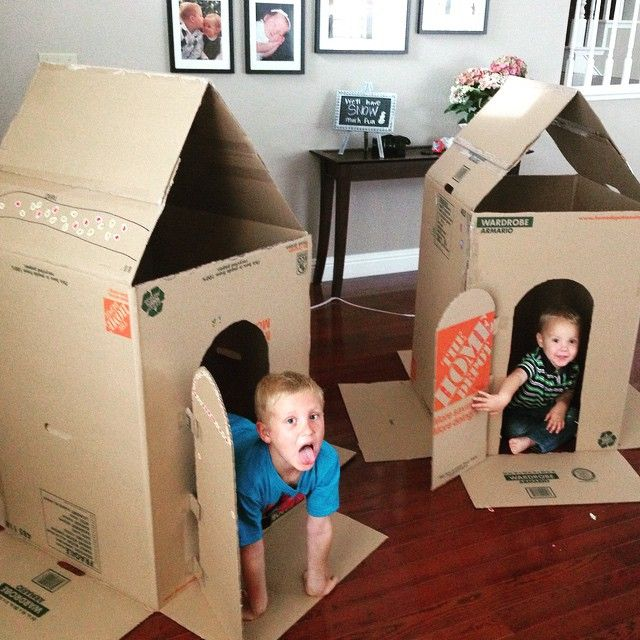 94 Best The Humble Cardboard Box Images On Pinterest For