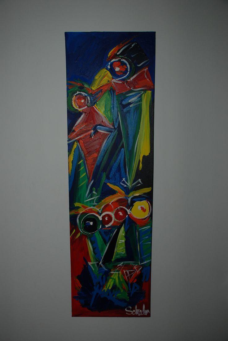 Finurlig 50x120cm