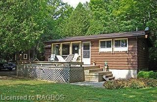 539 Mallory Beach Rd - Very attractive cottage bungalow in the popular Mallory Beach area in the Bruce Peninsula. Call for your appointment today and still have occupancy by this summer! 519.534.5757. MLS#125666