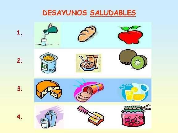 desayuno saludable, alimentacion sana, normas de higiene, normas ...