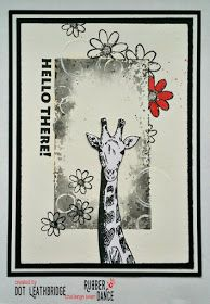 Giraffe, Rubber Dance