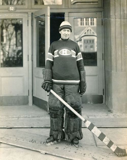Montreal Canadiens Georges Vezina (1925)