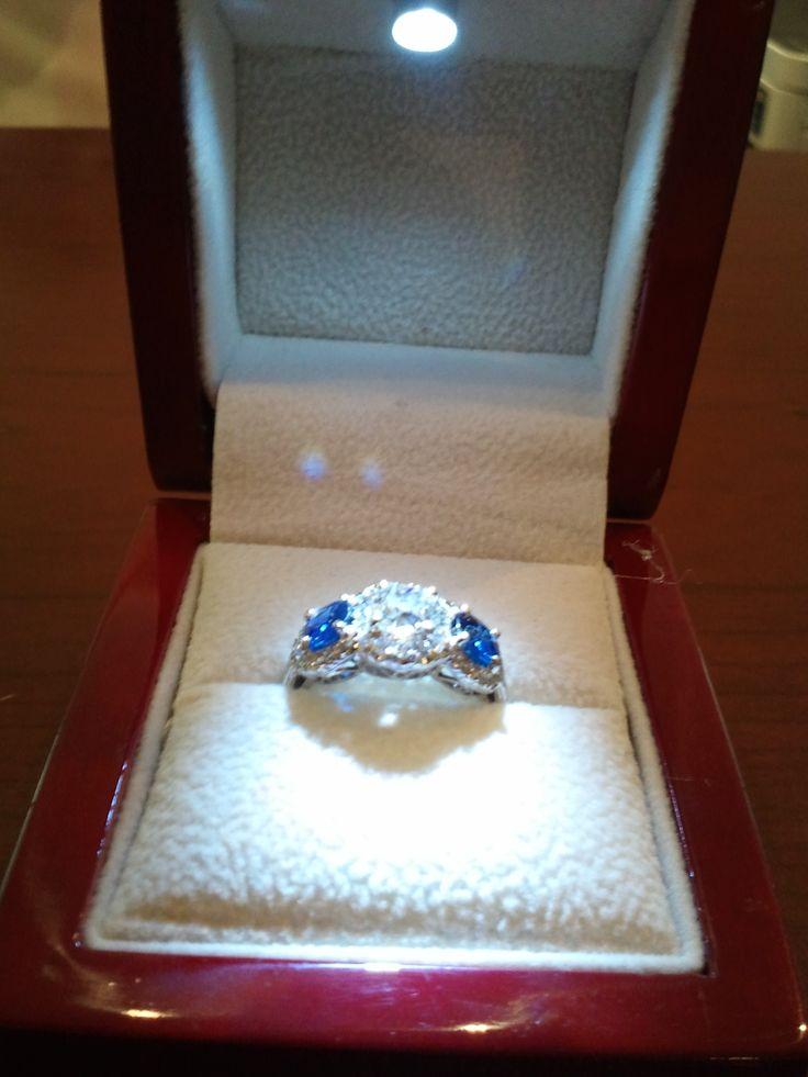 99 best Bright Box Inc. illuminated Engagement Ring Boxes images on ...