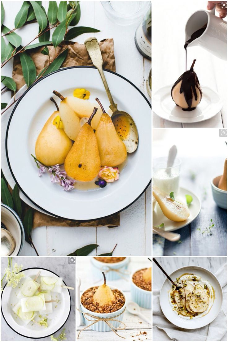 Mood food pears 2