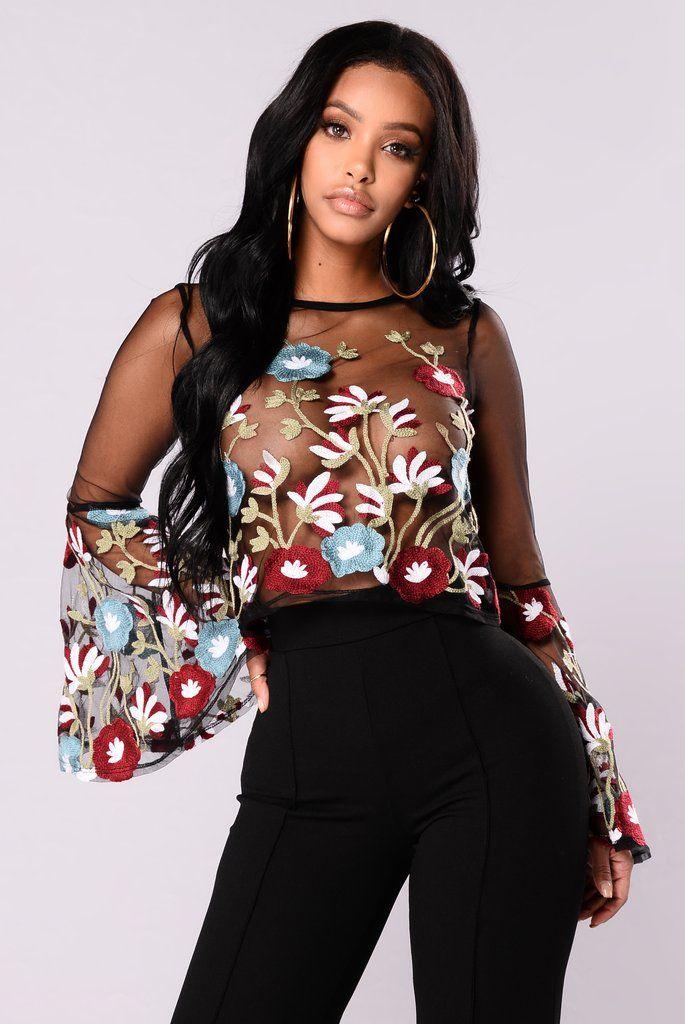 lovely fashion nova crop top outfits 2017