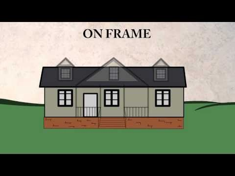 """Carolina Country Homes """"Off Frame and On Frame"""""""