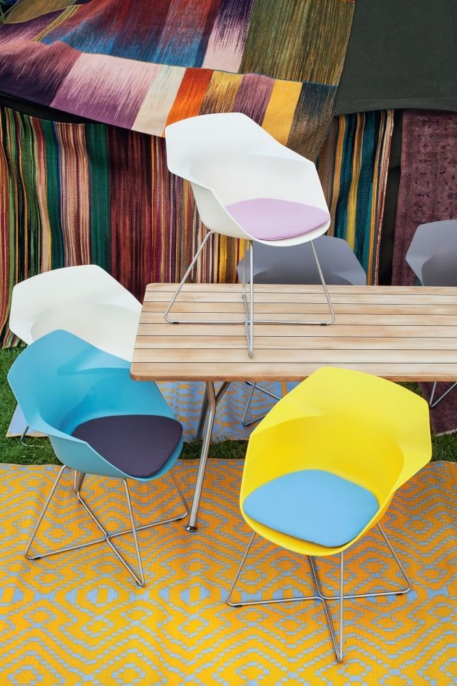 Atelier Pfister Collection 2013, Wila chairs by This Weber