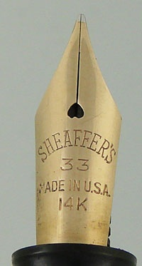 Vintage Sheaffer Fountain Pens 14K gold ... lets not talk about the price