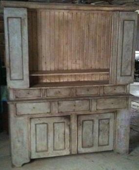 Farmhouse TV Cupboard