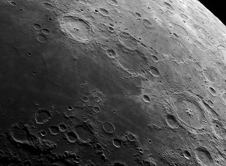 Langrenus on top left