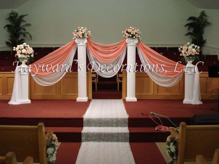 Ceremony - Hayward's Decorations, LLC