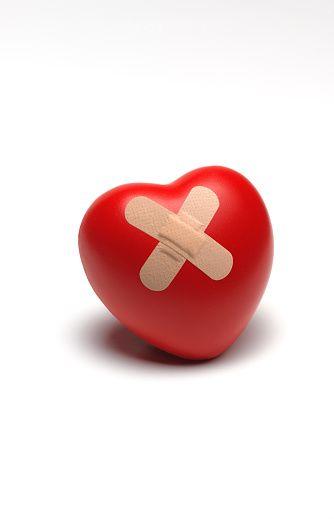 Divorce heart repair