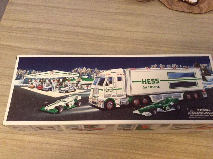 Hess Toy Truck and Racecars 2003 NEW #Hess