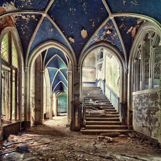 Blue Orphanage - Gina Soden