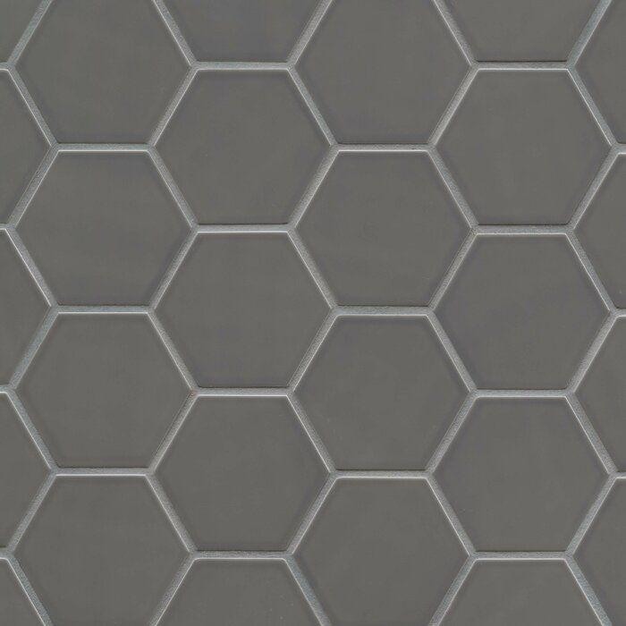 Hedron 4 X 5 Ceramic Field Tile Carrelage