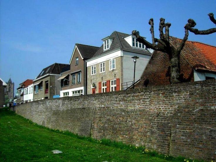 Tiel heeft kenmerken van een middeleeuwse stad. 't Is in Tiel te doen. | Hennepe.jouwweb.nl