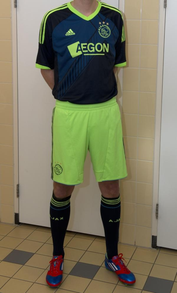 Exclusive! Ajax will play today in their new 2012/2013 Away jersey #TweAja #in