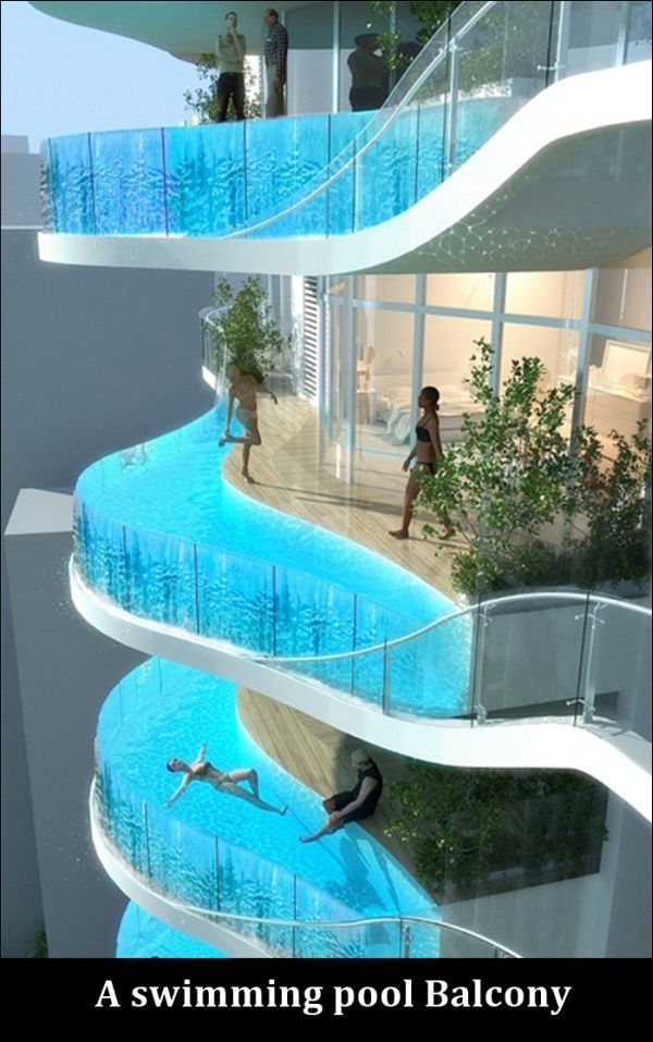 1000+ Images About Awesome Things On Pinterest | Awesome Things ... Inspirierende Swimming Pools Mediterranem Stil