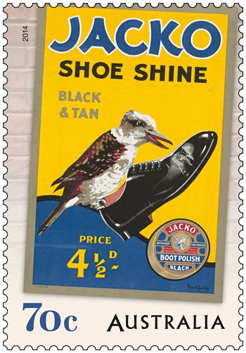 The 20th century advertisements in this stamp issue recall a bygone era of both poster design and Australian manufacturing. The engaging Little Penguin, promoting the attractions of Phillip Island in Victoria, was one of many commissioned by Victorian Railways in the 1930s. Harper's Empire flour, made by Robert Harper & Co., was a popular household brand throughout the country in the 1920s and 1930s. http://auspo.st/1lg56q1 #stampcollecting