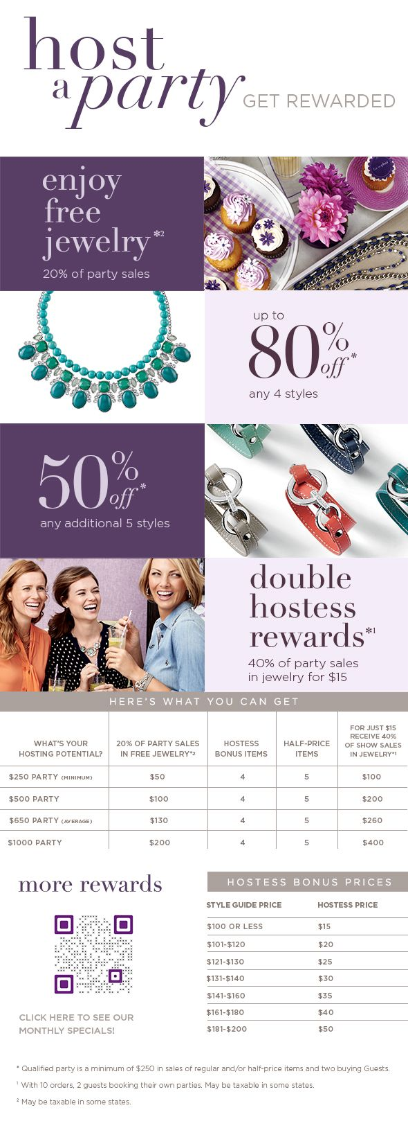 19 best hostess a jewelry show images on pinterest lia sophia hostess a party get rewarded liasophiadazzlingdianne fandeluxe Choice Image