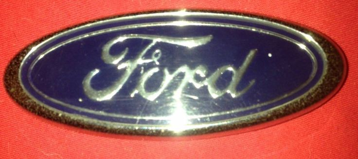 1999-2004 Ford Mustang trunk emblem decal logo nameplate Badge F5ZB-6342550-AA #Ford