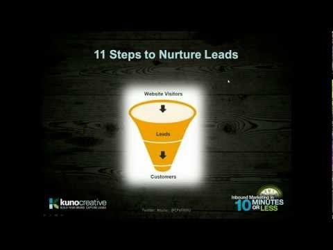 11 Steps for Online Lead Nurturing [Episode 7] - Tuesday's Tips & Tactics