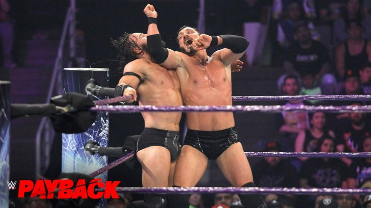 Is the A-Double Level ABOVE the Neville Level? Austin Aries is putting up QUITE ...
