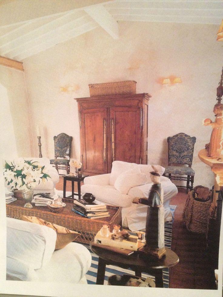 Home Of Mary Emmerling Designed By Emmerling And Carol