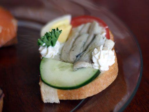 A Sandwich a Day: Spanish Anchovy Sandwich at Duran European Sandwiches Cafe