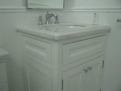 Beautiful BSV004E  48quot Bathroom Vanity Vancouver