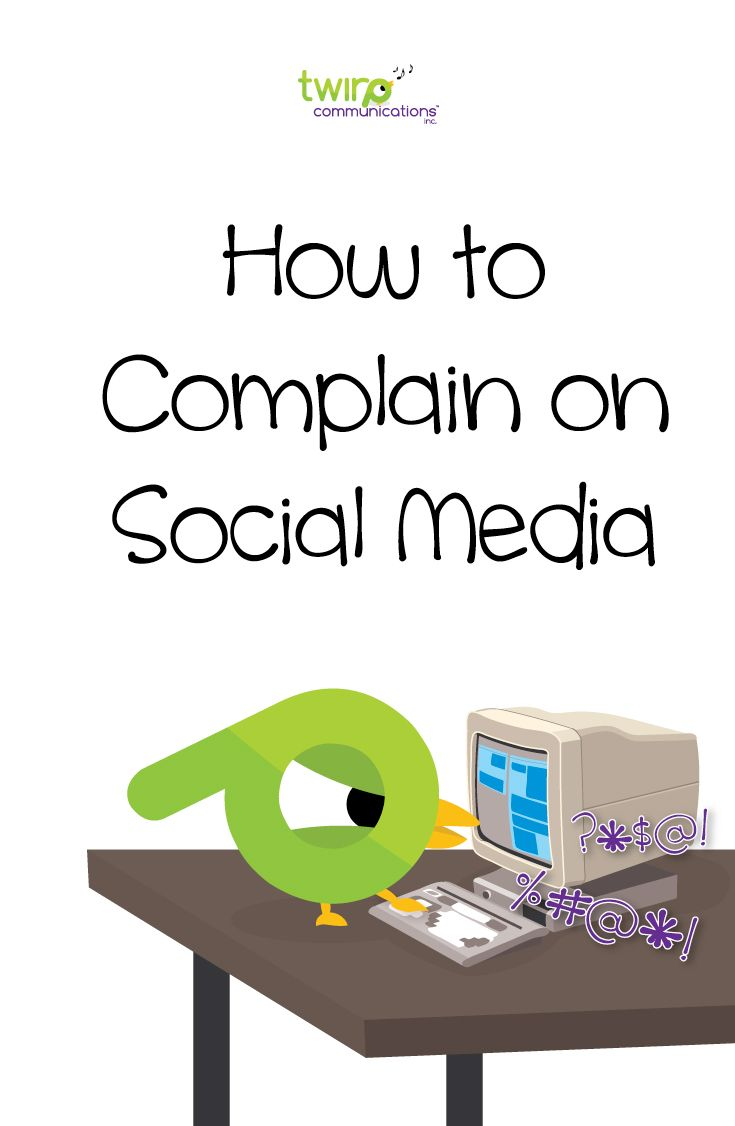 As someone who manages social media for small businesses, I've seen it all when it comes to complaints, ridiculous to incoherent. Many times I myself have taken to social media to complain about poor customer service received, and many times I have found a resolution that way. Because social media is so very public, it's easy to see why many companies want to resolve your complaints on social media quickly. Here are some tips on how to complain on social media when your goal is resolution.