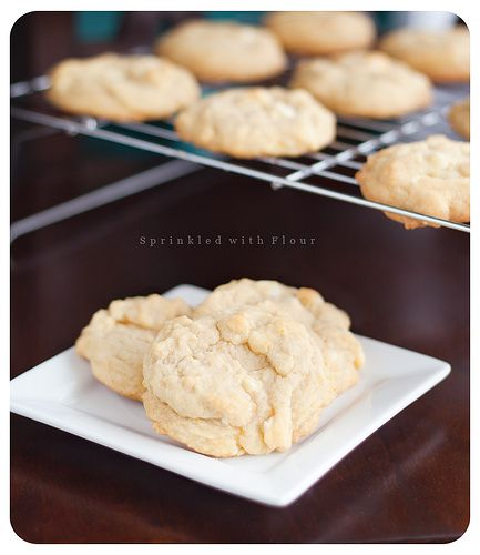 Orange Creamsicle Cookies: Dreamsicle Cookies, Sugar Cookies Bar, Cookies Monsters, Yummy Food, Sweets Treats, Amber Sprinkles, Orange Creamsicle Cookies, Sweets Tooth, Creamsicle Cookies I M