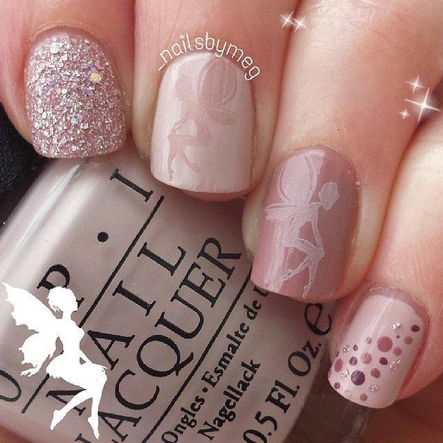 October Nail Art: 468 Best Pink For October (Nails Art) Images On Pinterest
