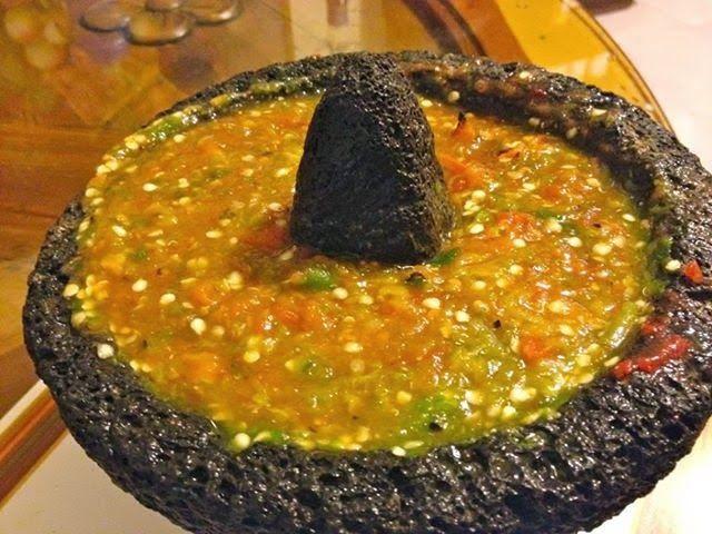 35 Salsas Mexicanas