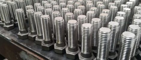 Are you looking for 410 grades bolts supplier and manufacturer? Mahabali Steel Centre is here to help you. We are top Stainless Steel 410 Bolts provider including various SS 410 Bolt specifications such as 410 Stainless Steel Nut Bolts and Stainless Steel 410 Eye Bolt..Buy now at affordable prices only at Mahabali Steel. Call us to request qoute.