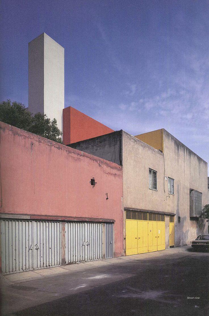 Luis Barragan Modern architecture, Architecture design