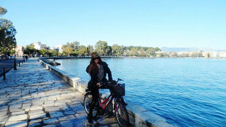Ποδηλατικές βόλτες στην Κέρκυρα!